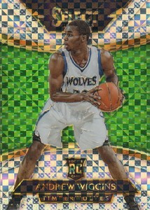 2014-15 Panini Select Basketball Prizm Parallels Visual Guide 30