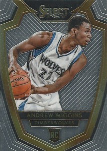 2014-15 Panini Select Basketball Prizm Parallels Visual Guide 12