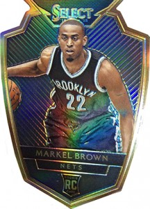 2014-15 Select Premier Black Die-Cut