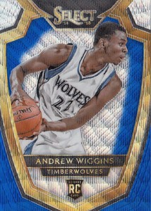 2014-15 Panini Select Basketball Prizm Parallels Visual Guide 13