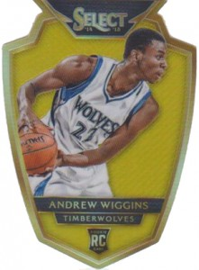 2014-15 Select Premier Gold Die-Cut