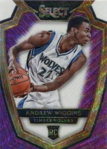 2014-15 Panini Select Basketball Prizm Parallels Visual Guide 20