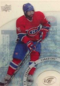 2014-15 Upper Deck Ice Hockey Base
