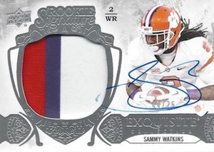 Sammy Watkins Rookie Card Guide and Checklist 56