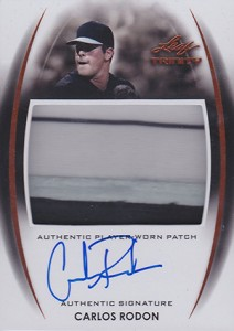 Carlos Rodon Prospect Card Highlights 7