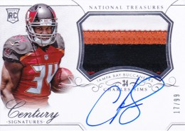2014 Panini National Treasures Football Rookie Patch Autographs Gallery 8