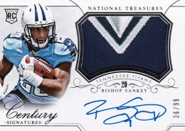 2014 Panini National Treasures Football Rookie Patch Autographs Gallery 12