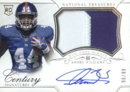 2014 Panini National Treasures Football Rookie Patch Autographs Gallery 16