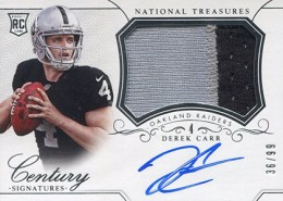 2014 Panini National Treasures Football Rookie Patch Autographs Gallery 4