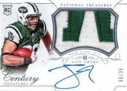 2014 Panini National Treasures Football Rookie Patch Autographs Gallery 7