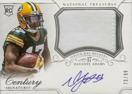 2014 Panini National Treasures Football Rookie Patch Autographs Gallery 9
