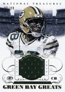 2014 Panini National Treasures Football Cards 31