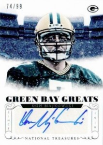 2014 Panini National Treasures Football Cards 29
