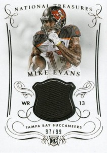 2014 Panini National Treasures Football Cards 30
