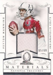 2014 Panini National Treasures Football Cards 36