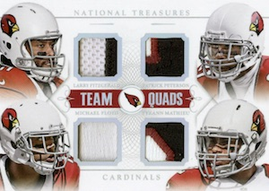 2014 Panini National Treasures Football Cards 51