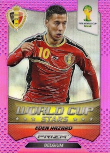 Top Eden Hazard Cards 8