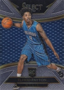 2014 Panini Select Elfrid Payton RC #289 Courtside