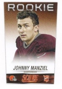 Johnny Manziel Cards, Rookie Cards, Key Early Cards and Autographed Memorabilia Guide 54
