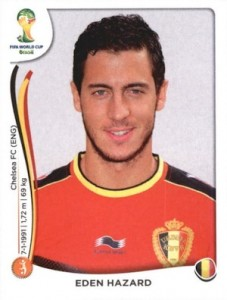 Top Eden Hazard Cards 10