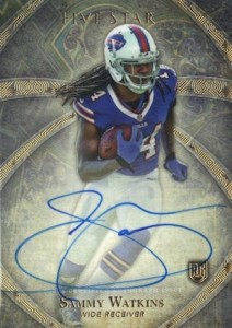 Sammy Watkins Rookie Card Guide and Checklist 12