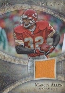 2014 Topps Five Star Football Cards 30