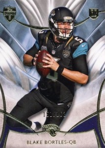 Complete Blake Bortles Rookie Card Gallery and Checklist 34