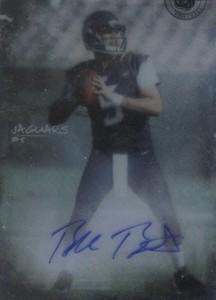 2014 Topps Translucent Autograph Blake Bortles