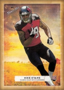 Mike Evans Visual Rookie Card Guide and Checklist 40