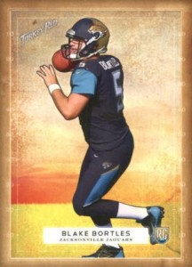 2014 Turkey Red #50 Blake Bortles RC