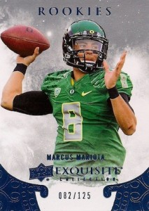 2014 Upper Deck Exquisite Collection Football Cards 23