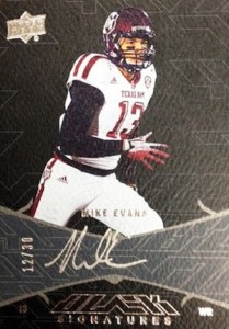 2014 Upper Deck Exquisite Collection Football Cards 32