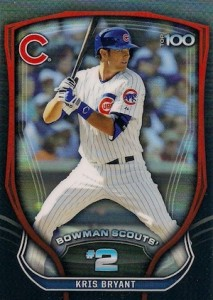 2015 Bowman Baseball Cards 28
