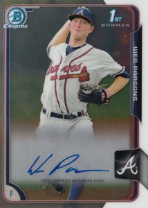 2015 Bowman Baseball Chrome Prospect Autographs Guide 32