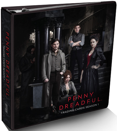 2015 Cryptozoic Penny Dreadful Season 1 Binder