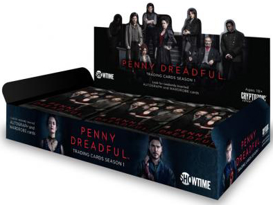 2015 Cryptozoic Penny Dreadful Season 1 Box
