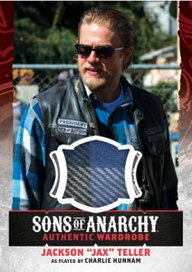 2015 Cryptozoic Sons of Anarchy Seasons 4 and 5 Wardobe Cards