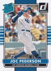 Joc Pederson Rookie Cards and Key Prospect Cards Guide 3