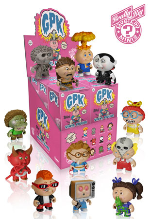 2015 Funko Garbage Pail Kids Really Big Mystery Minis Case