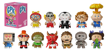 2015 Funko Garbage Pail Kids Really Big Mystery Minis 1