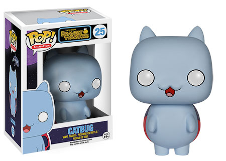 2015 Funko Pop Bravest Warriors 25 Catbug
