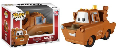 Ultimate Funko Pop Disney Cars Figures Checklist and Gallery 24