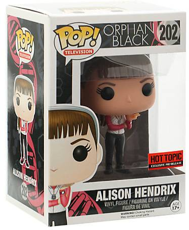 Funko Pop Orphan Black Vinyl Figures 23