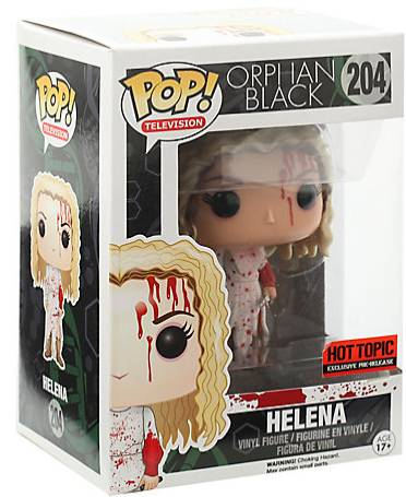 Funko Pop Orphan Black Vinyl Figures 27