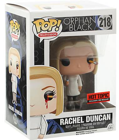 Funko Pop Orphan Black Vinyl Figures 34