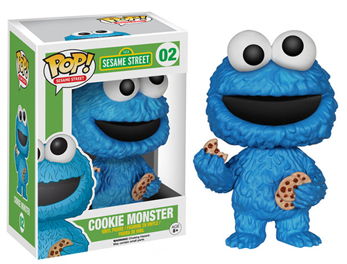 Funko Pop Sesame Street Vinyl Figures Guide and Gallery 25