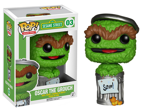 Funko Pop Sesame Street Vinyl Figures Guide and Gallery 28