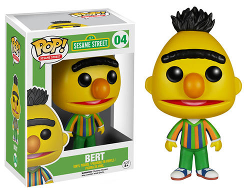 Funko Pop Sesame Street Vinyl Figures Guide and Gallery 31