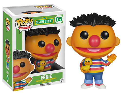 Funko Pop Sesame Street Vinyl Figures Guide and Gallery 34