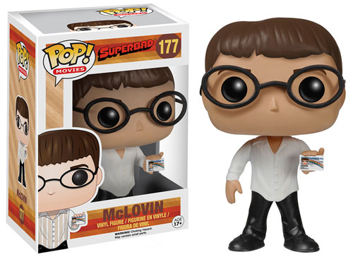 2015 Funko Pop Superbad 177 McLovin
